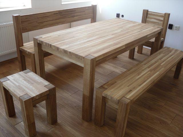 Сборка мебели из массива